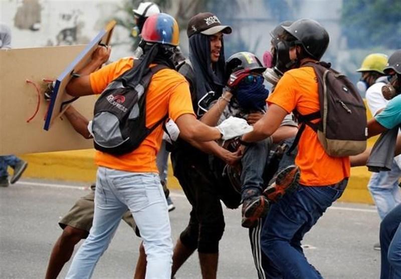 اعتراضات ونزوئلا