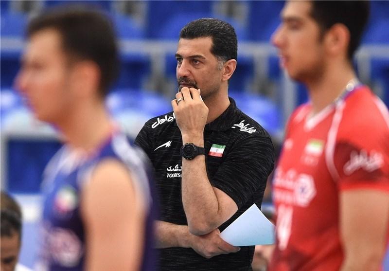 Iran Made Fewer Mistakes than China, Coach Ataei Says