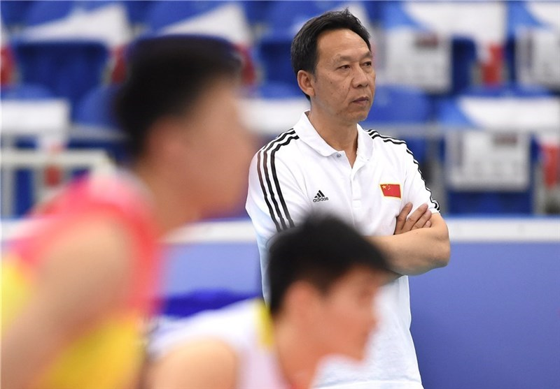 Coach Genyin Ju Criticizes China's Performance against Iran