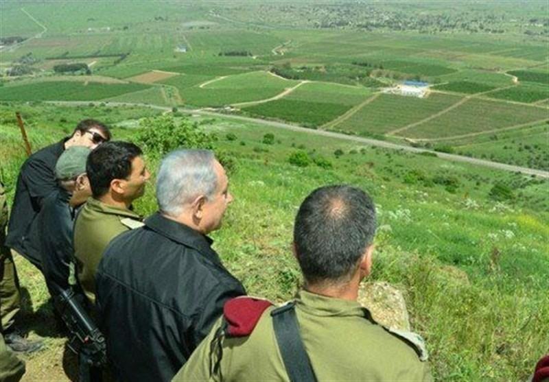 نتانیاهو در جولان