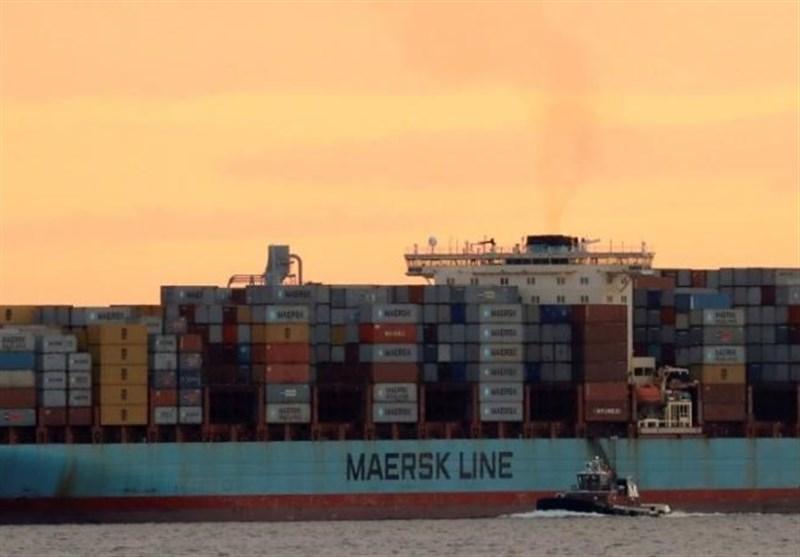 شرکت مائرسک دانمارک ارتباط خود با ایران را متوقف میکند