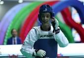 مرحله سوم مسابقات تکواندو گرندپری| حسینی با شکست مقابل نابغه کرهای به مدال نقره دست یافت