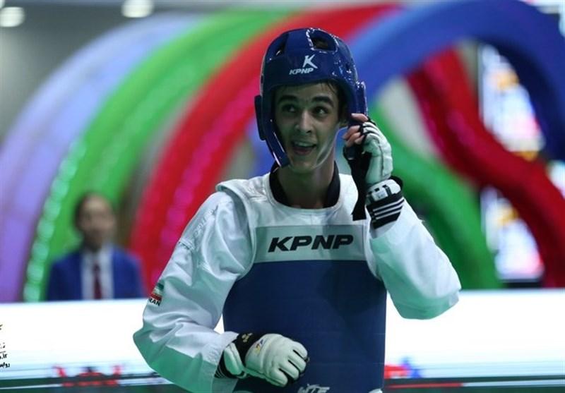Iran's Mirhashem Hosseini Wins Silver at World Taekwondo Championships