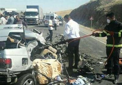 1396040814461611611266873 ۲۴ ساعت پر حادثه برای مردم استان خوزستان