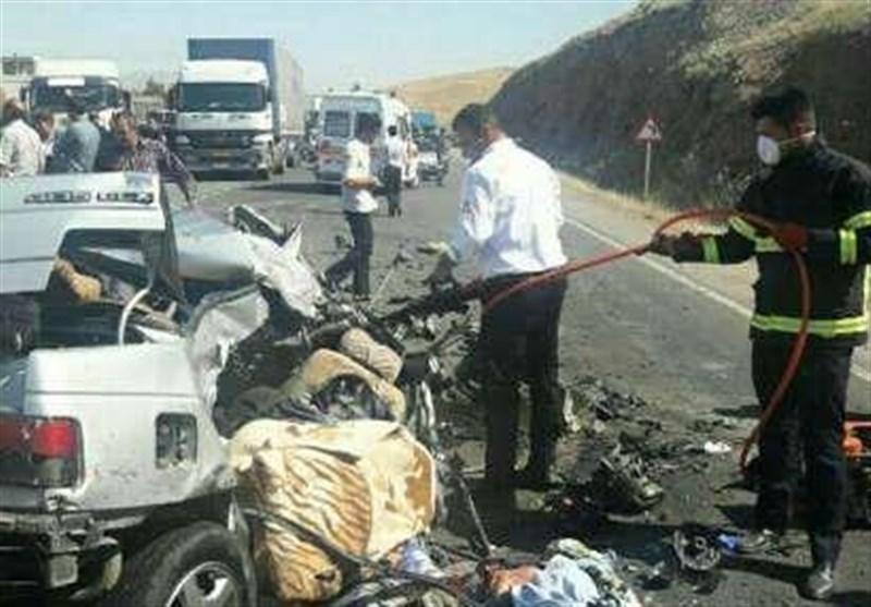6 کشته و 21 زخمی در پی حوادث رانندگی 24 ساعت اخیر سیستان و بلوچستان