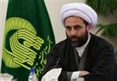 حجت الاسلام و المسلمین حجت گنابادینژاد رئیس سازمان فرهنگی آستان قدس رضوی