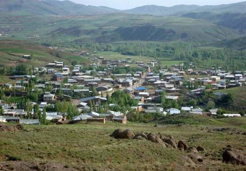 معماری پلکانی روستاهای خلخال نمادی از شگفتیهای ییلاق ایران زمین+فیلم