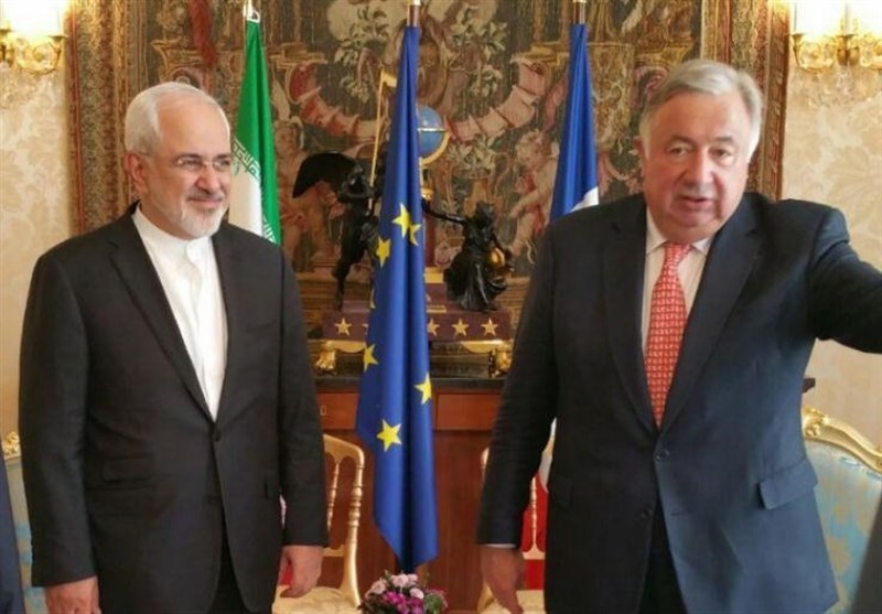 France Interested in Regular Talks with Iran
