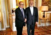 Iranian, French Top Diplomats Discuss Bilateral Ties