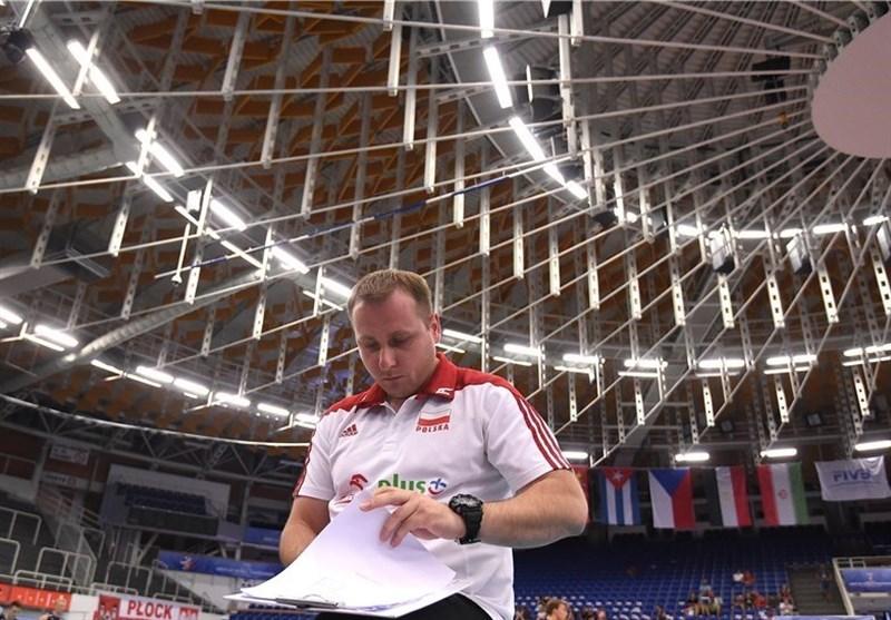 We Had Troubles against Iran but Won, Poland Coach Pawlik Says