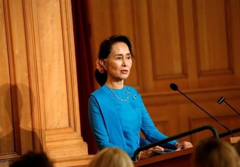 Myanmar Hopes for Deal with Bangladesh on Rohingya Refugees: Suu Kyi