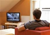 تماشای تلویزیون