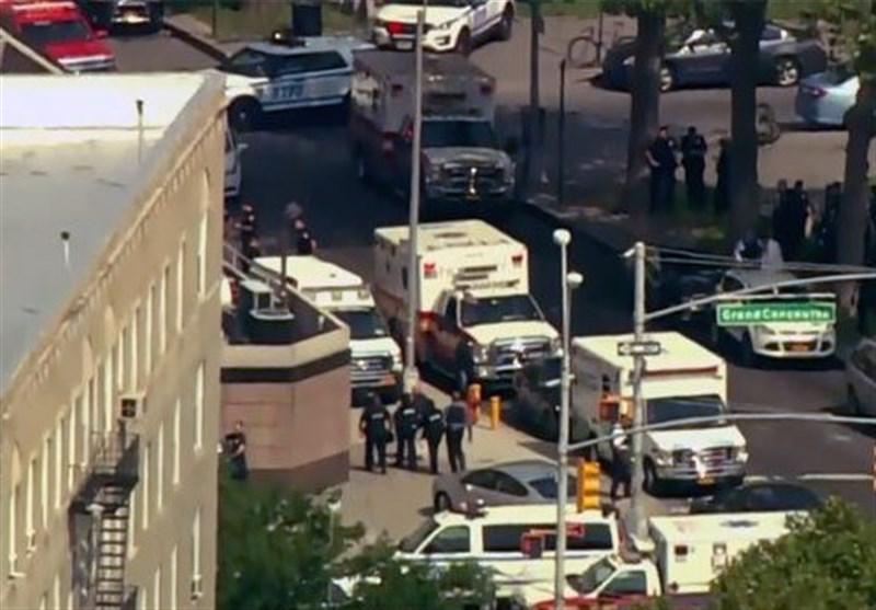 تیراندازی بیمارستان نیویورک