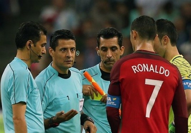 Iran's Alireza Faghani to Ref at 2018 World Cup