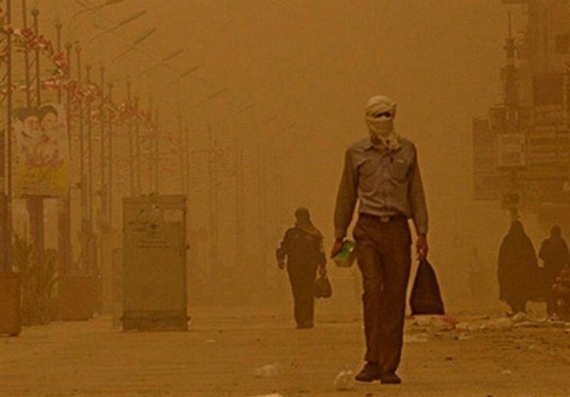 طوفان سیستان بیش از 260 نفر را به بیمارستانها کشاند