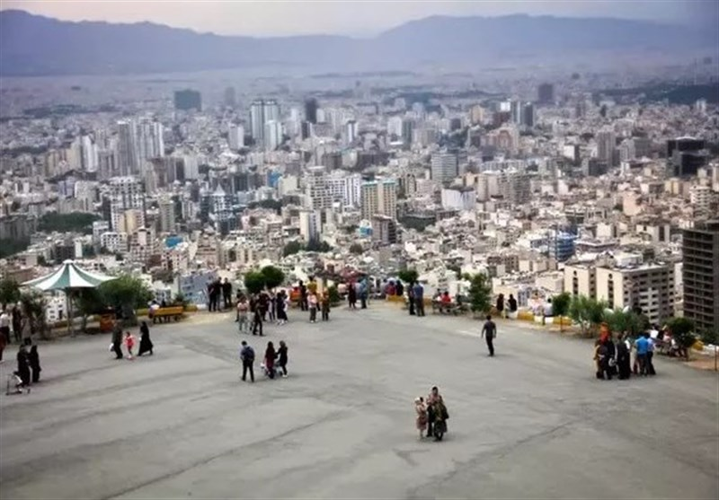 The Roof of Tehran, Panorama of Modernity