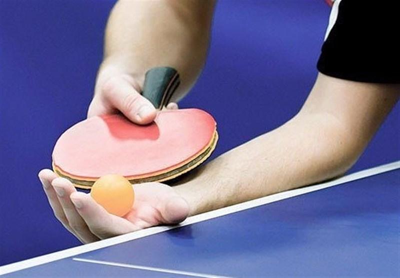 پیروزی پتروشیمی و رعد در هفته چهارم لیگ برتر تنیس روی میز