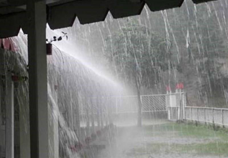 سال آبی 95 - 96 با 230 میلیمتر بارش به پایان رسید