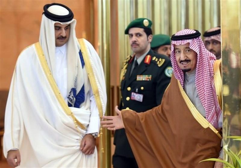 السعودیة قطر