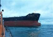 برخورد دو کشتی در مرز انگلیس و فرانسه
