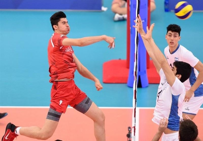 FIVB Volleyball U-21 World Championship: Iran Beats Argentina