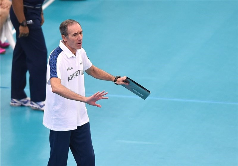 Iran's Match Was Really Hard, Argentina Coach Grossi Says