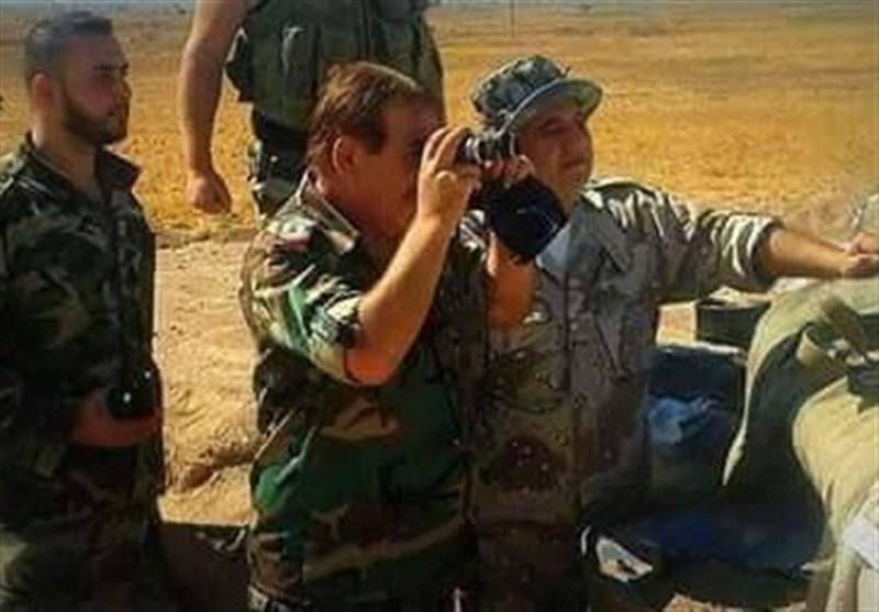 استشهاد قائد حملة فک الحصار عن مطار کویرس العسکری بحلب