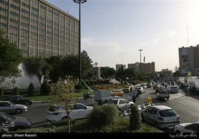 جولة فی طهران- شارع الإمام الخمینی (رض)