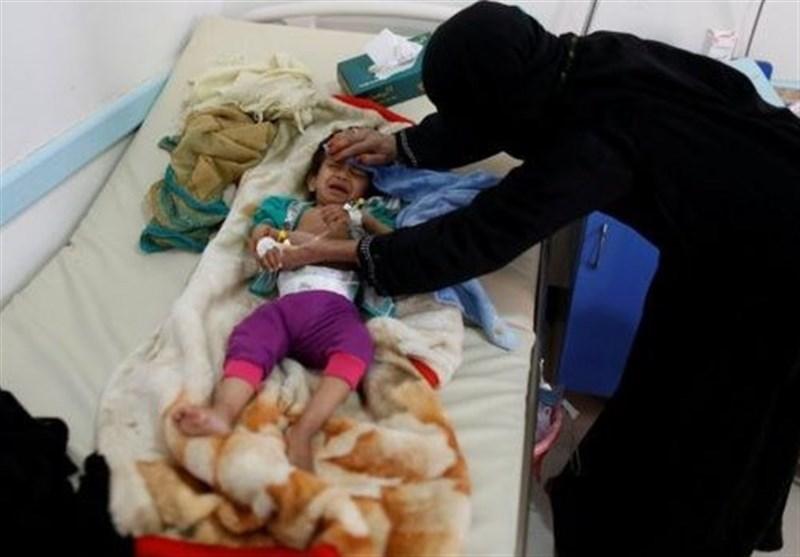 ثبت 300 هزار مورد مشکوک به وبا در یمن