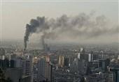 ثلاث انفجارات انتحاریة تهزّ العاصمة السوریة دمشق +صور