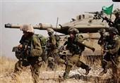 غرب اردن میں اسرائیلی غاصب فوج کا حملہ