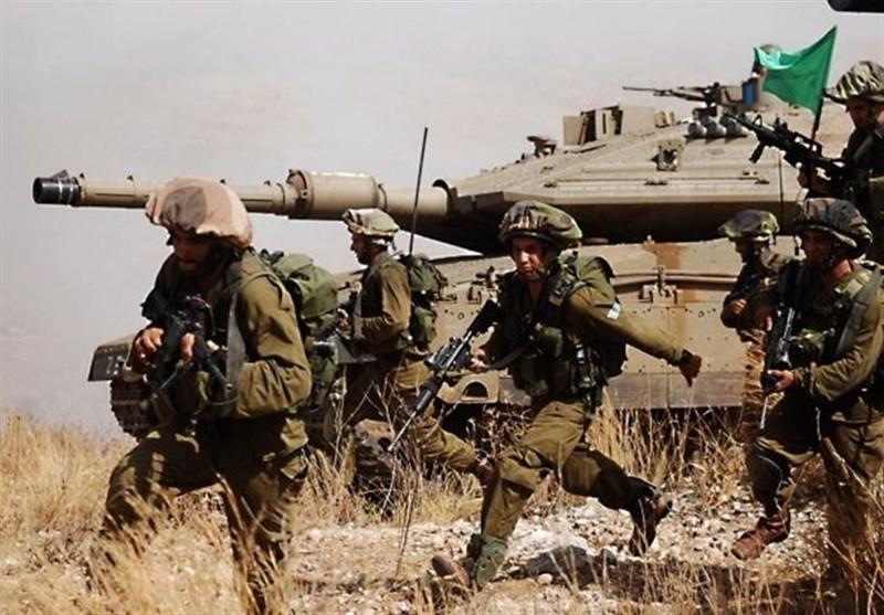 لشگرکشی رژیم صهیونیستی به مرزهای غزه/ حمله هوایی صهیونیستها به بیت حانون