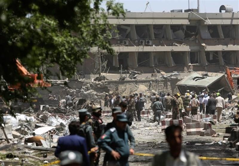 Deadly Explosion Shatters Kabul, at Least One Dead