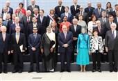 عکس یادگاری شاهزاده سعودی با منافقین