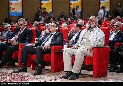 الاجتماع التاسع لاتحاد رادیوهات وتلفزیونات العالم الاسلامی