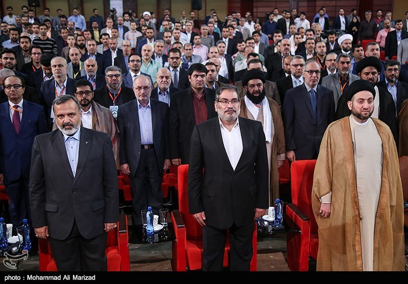 افتتاح نهمین اجلاس رادیو و تلویزیون های اسلامی -مشهد
