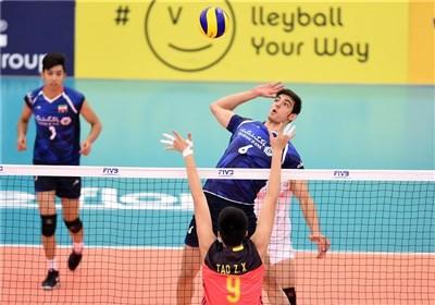 والیبال جوانان ایران