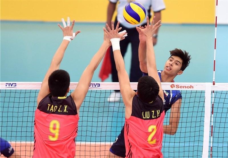 FIVB U-23 World Championship: Iran Downs China