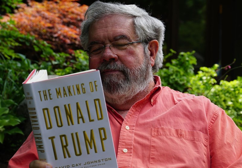 Pulitzer Prize Winner Calls Trump 'Idiot' after Anti-Iran Speech