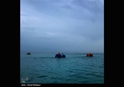 سواحل خلیج فارس - عسلویه