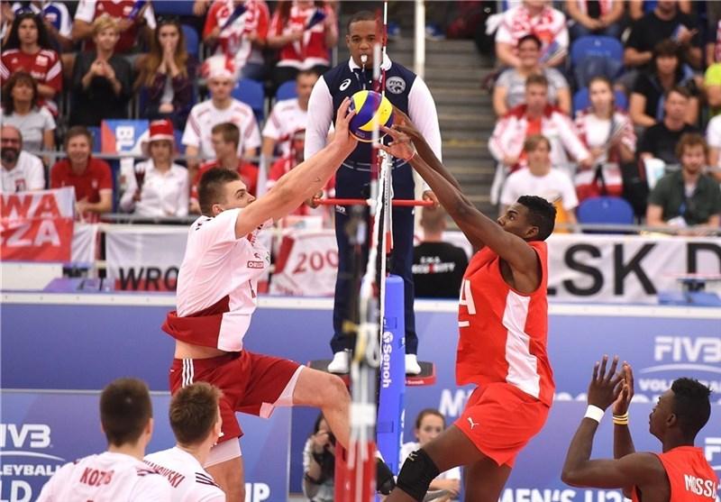 والیبال جوانان جهان