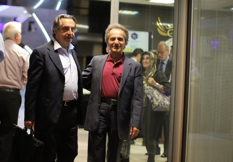 ریکاردو موتی شهرداد روحانی