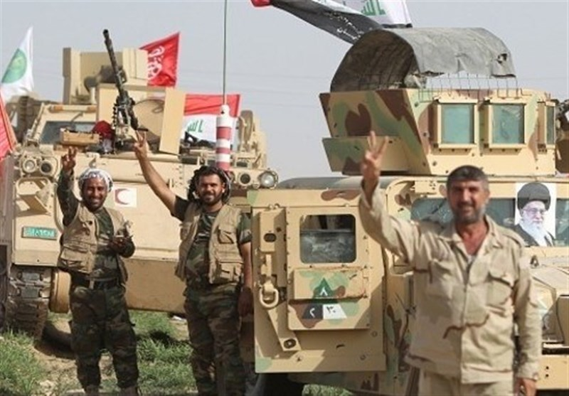Iraqi Troops Liberate Key District in Kirkuk: PMU Commander