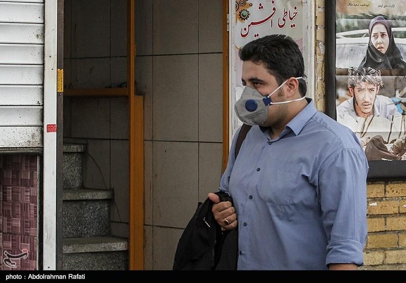 """هوای تبریز همچنان برای گروههای حساس """"ناسالم"""" است"""
