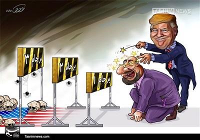 کاریکاتور/ مرگ تدریجی یک برجام !!!