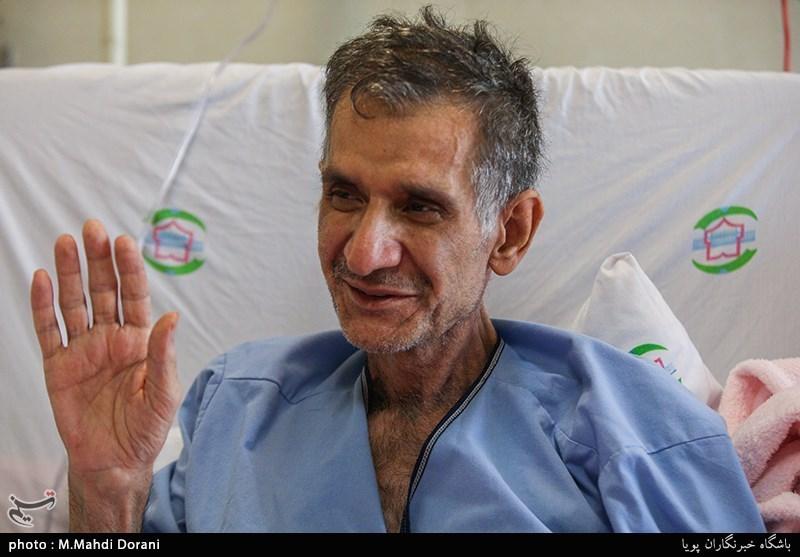 آغاز مرحله سوم شیمی درمانی «حاج حبیب» سینمای ایران