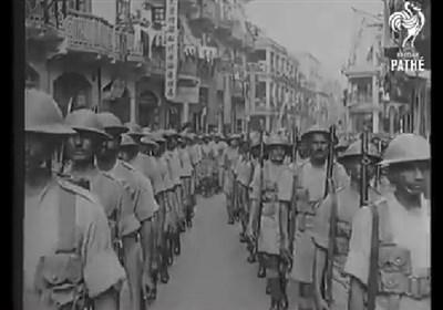 """ہانک کانگ 1932؛ برطانوی فوج کا """"نعرہ حیدری"""" دیکھئے"""