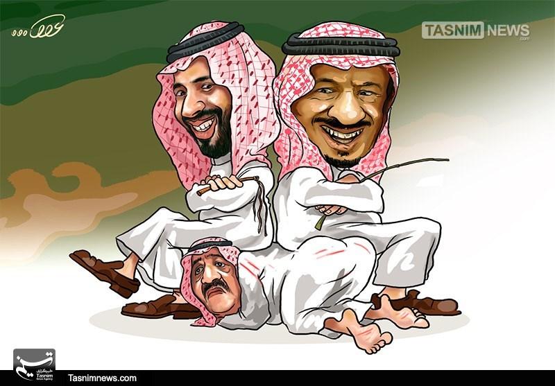 Image result for Mohammed bin Salman CARTOON