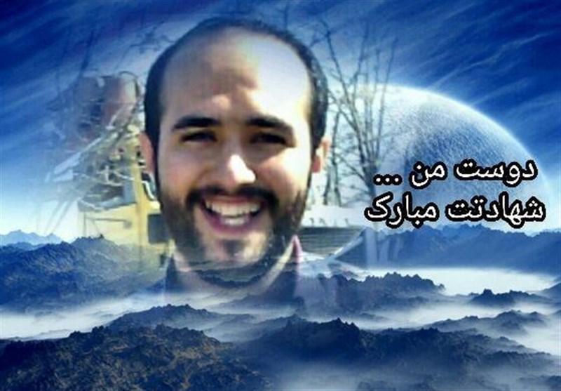 مراسم بزرگداشت چهلمین روز شهادت شهید مدافع حرم سیفی برگزار شد