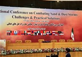 السعودیة تتغیب عن المؤتمر الدولی لمواجهة الاتربة والغبار